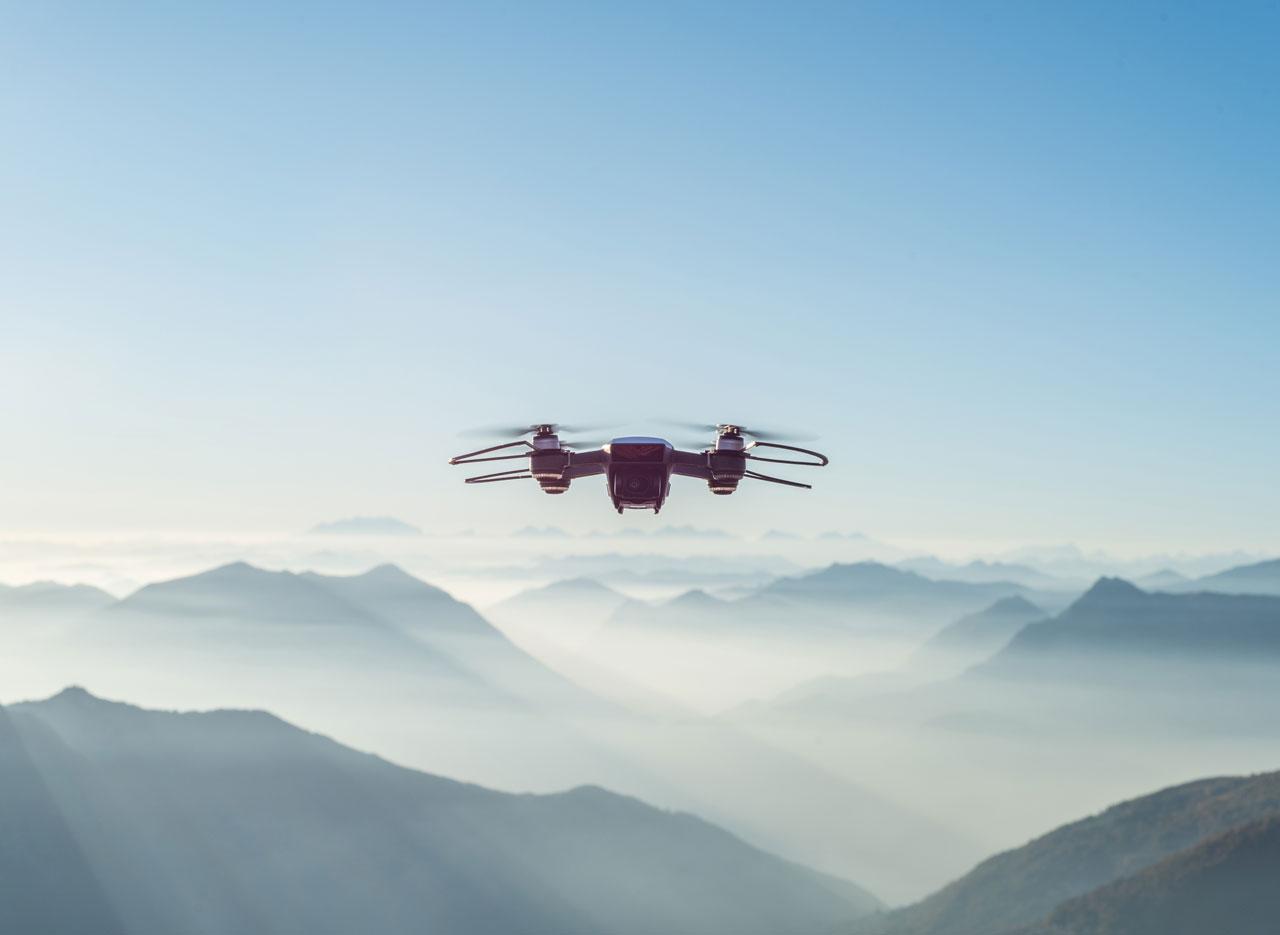 Foto i video snimanje dronom iz zraka - TF portal
